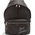 City mini leather backpack