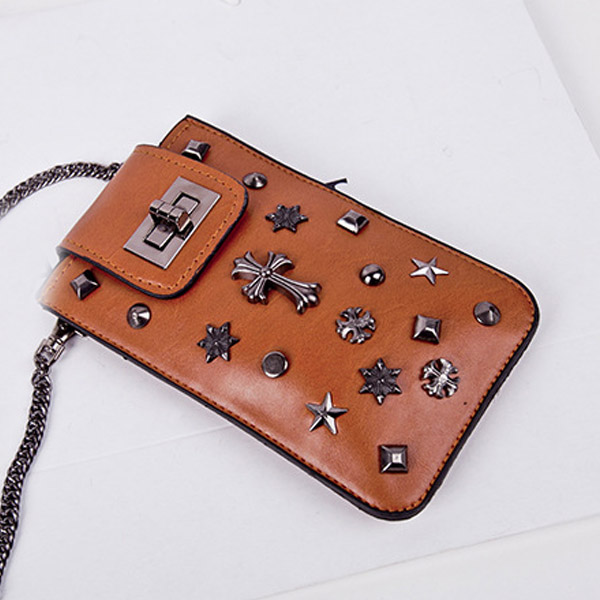 New Fashion Vintage Style All Match Color Long Chain Shoulder Bags  -  BuyTrends.com