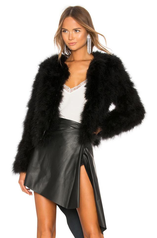 LAMARQUE Deora Jacket in black