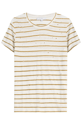 t-shirt shirt stripes top