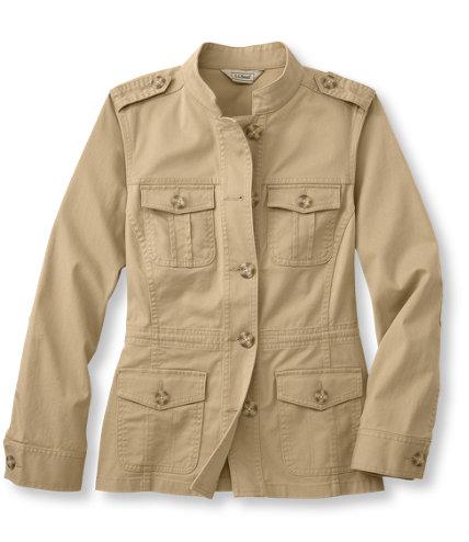 Women s Bean s Cargo Jacket, Twill: Jackets and Coats | Free Shipping