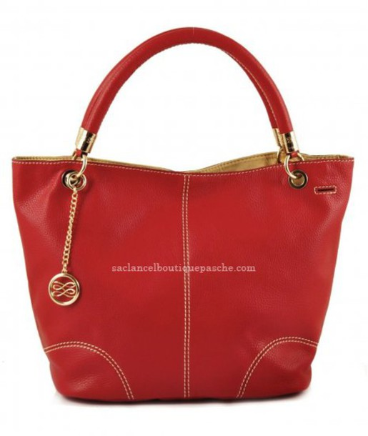 bag sac lancel french flair rouge lancel french flair. Black Bedroom Furniture Sets. Home Design Ideas