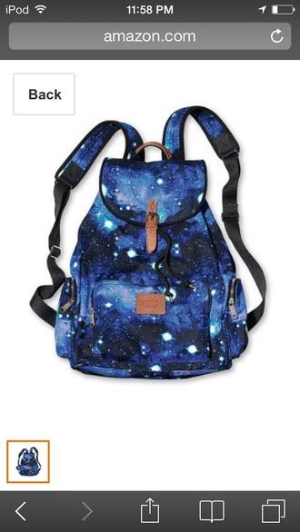 bag galaxy print victoria's secret amazon