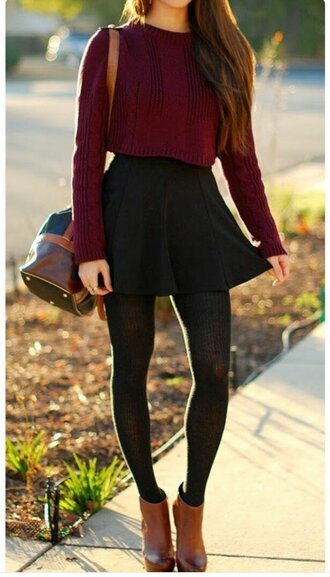 skirt high waisted short skirt full outfit black flowy