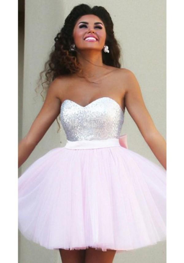 Cute Short Prom Dresses Photo Album - Reikian