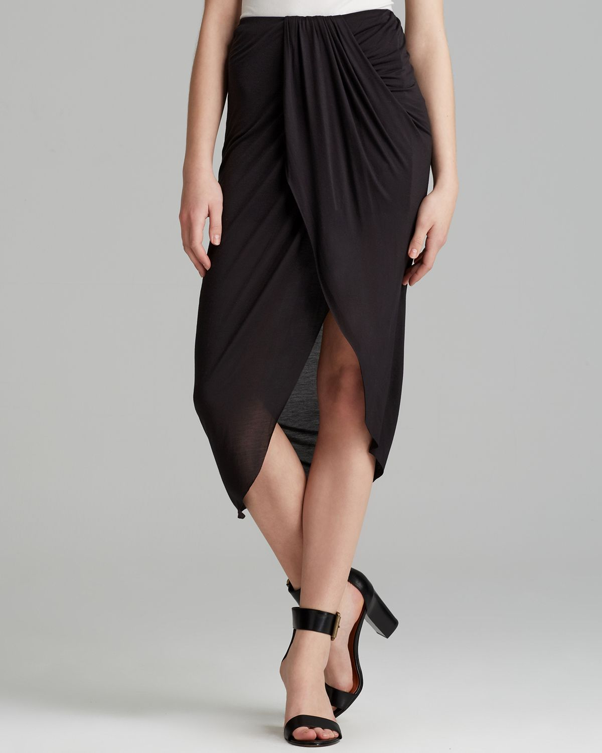 Bella Luxx Skirt - Cross Front | Bloomingdale's