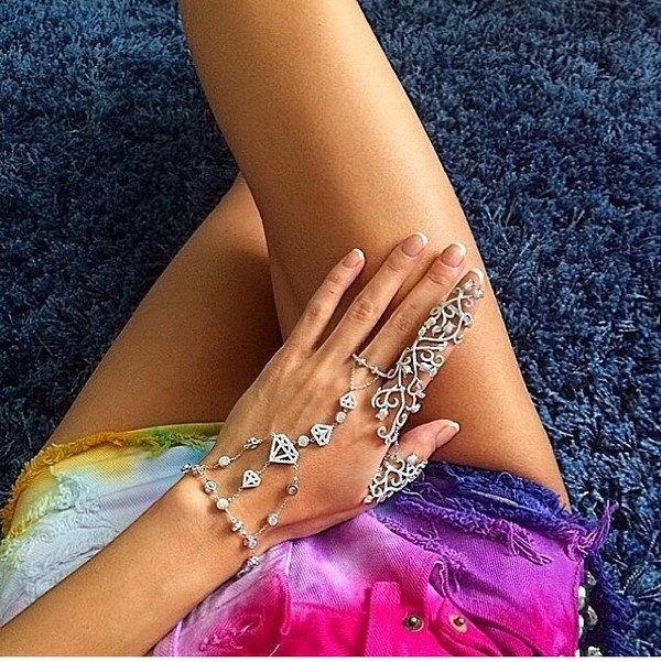 jewels shorts