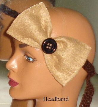 headband hair accessories women
