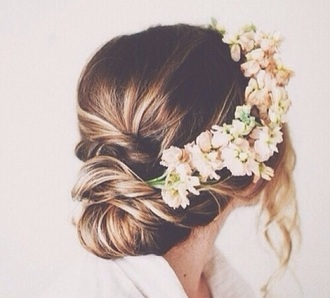 hair accessory cute flower crown hairstyles hair flowerchild hipster wedding