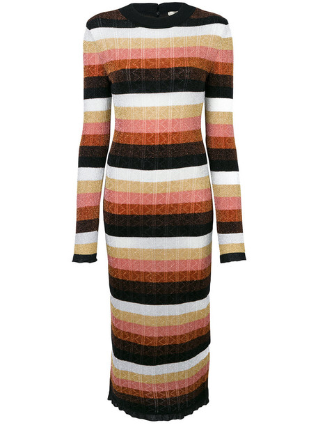 Fendi dress knitted dress women wool
