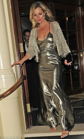 kate moss shoes dress cardigan