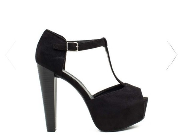 shoes heels plataform shoes