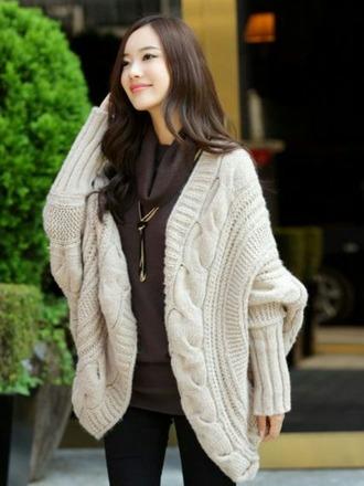sweater white white sweater white jacket jacket soft big