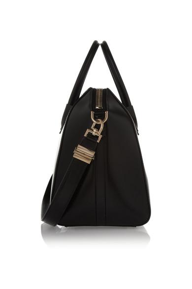 41e89f80bf7 Givenchy   Medium Antigona bag in black leather   NET-A-PORTER.COM