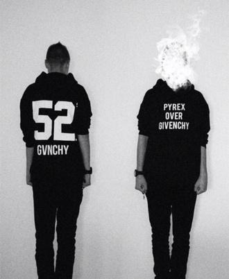 sweater pyrex hoodie