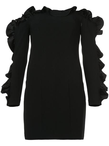 Cinq a Sept dress women spandex black