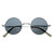 Small Retro Lennon Style Round Dapper Sunglasses 8237