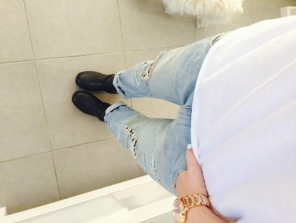 jeans zara shoes cotton on dkny rose gold