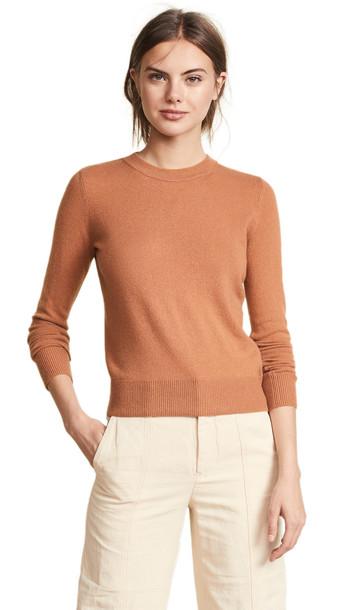 sweater light copper