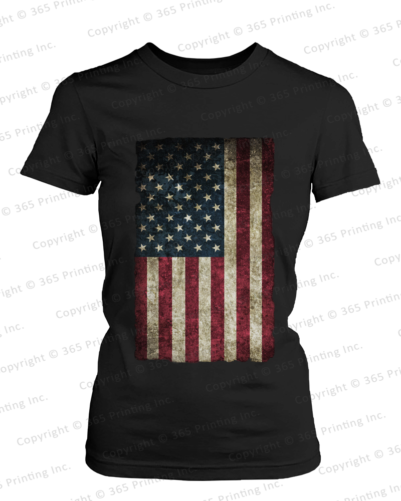 Fourth of July Red White and Blue Shirts American Flag Women's T Shirt | eBay