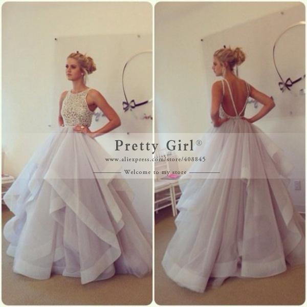 Aliexpress.com : Buy Casamento Romantic Ruffles Tulle Ball Gown ...
