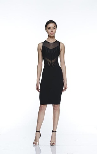 dress black sheer black dress little black dress