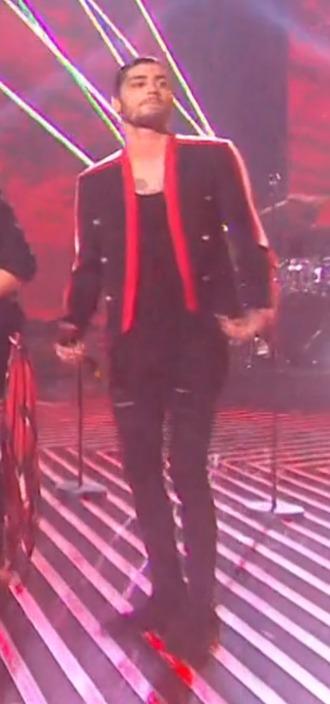 jacket zayn malik one direction harry styles liam payne niall horan celebrity style fashion
