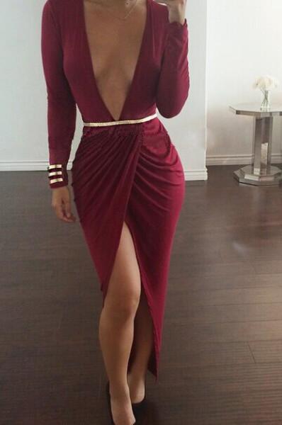 Janet bodycon dress