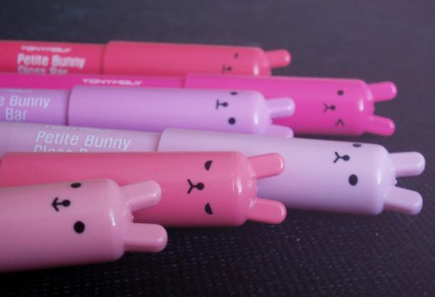 pencils back to school bunny easter desk