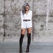 shorts,light denim,light denim shorts,cut off denim shorts,comfy denim shorts,bossy,bossy the label,peppermayo