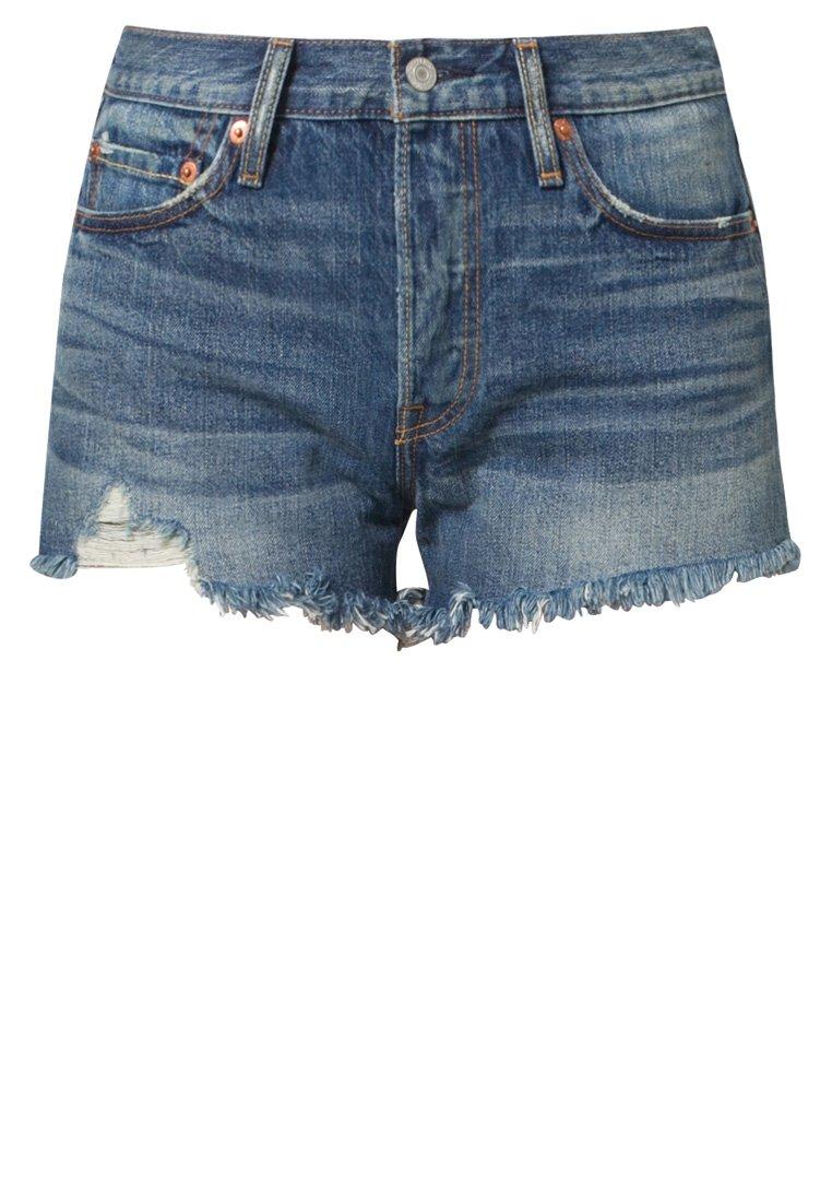 Levi's® ICONS 501 - Short en jean - bleu - ZALANDO.FR