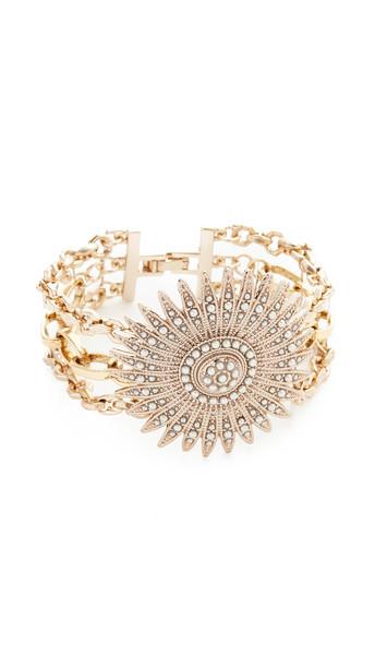 Lulu Frost Tulia Bracelet - Gold