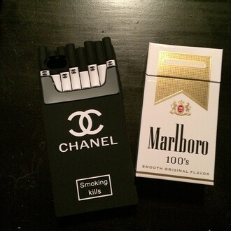 iphone cover cigarette