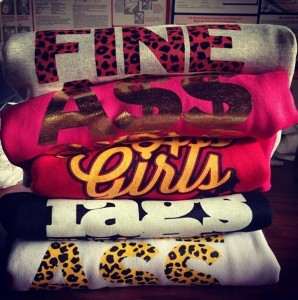 Fine Ass Girls Clothing Line - Coming Very Soon | Draya Michele