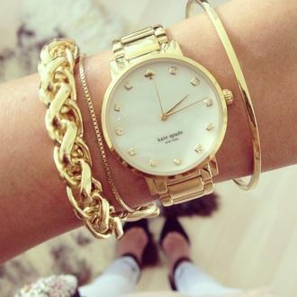 jewels gold watch bracelets
