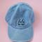 The denim babe baseball cap