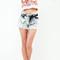 Acid wash shorts | affordable junior clothing & plus sized dresses | shimmer