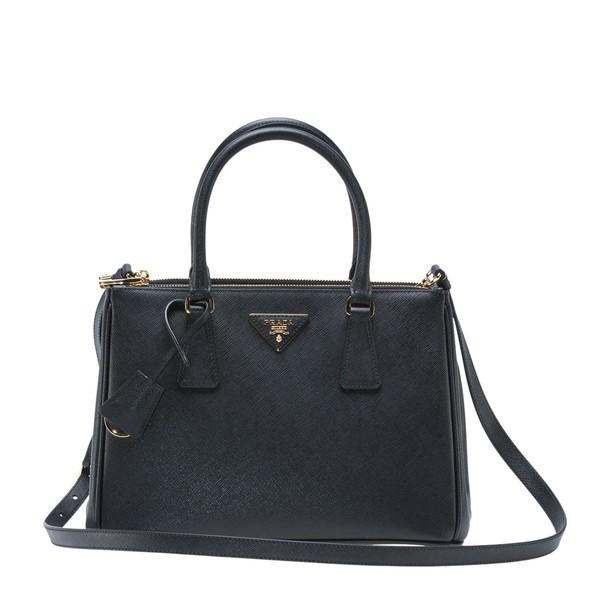 Prada bag tote bag black