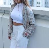 jacket,grey jacket,asian design