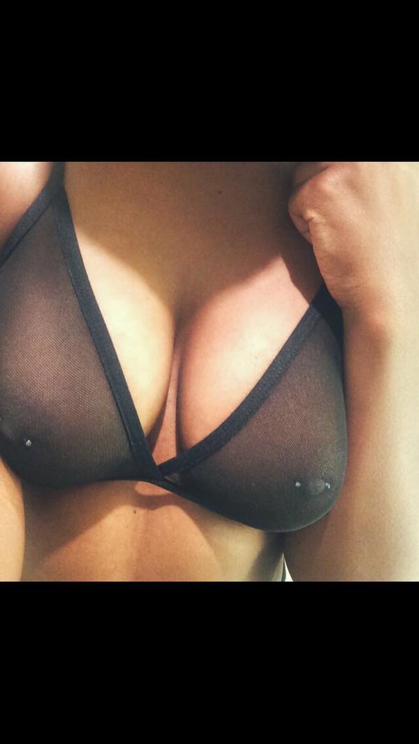 Sheer Bras See Through Transparent Bra Sexy Sheer Demi