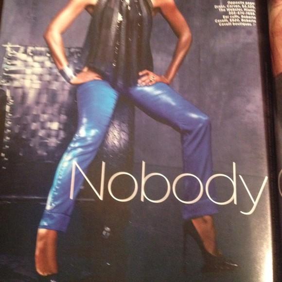 shiny jeans leatherbluepants leatherblue bluepants leather blue pants blue leather
