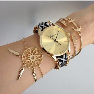 jewels gold arrow bracelets jewelry bracelets jewelry stacked bracelets gold bracelet dreamcatcher