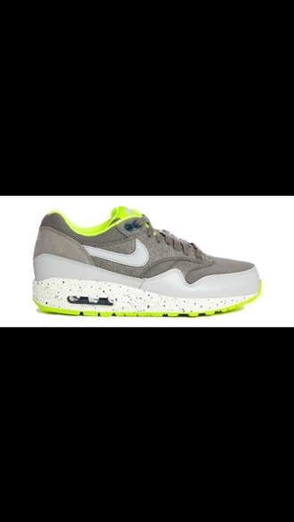 shoes nike air max grey green women vans gum sole