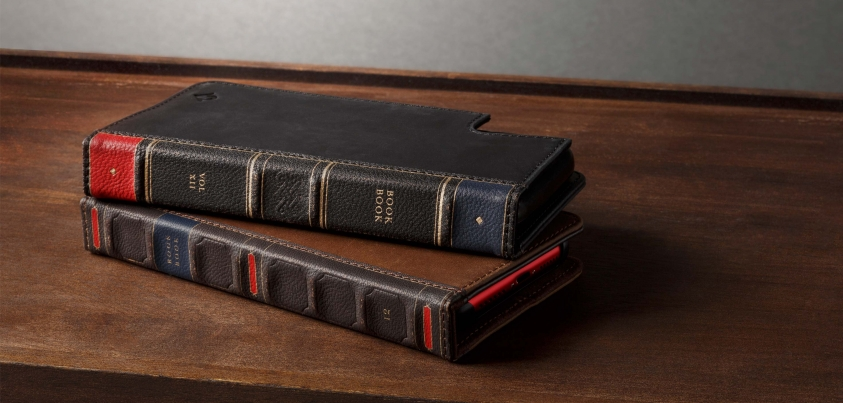 BookBook for iPhone - Three stories. One incredible BookBook.