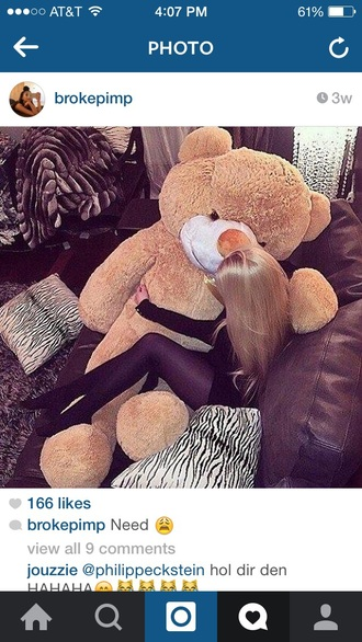 teddy bear bear mini dress