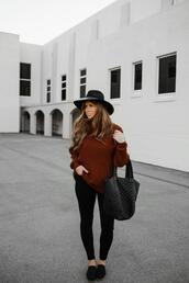 mint arrow,blogger,jeans,sweater,hat,shoes,bag,jewels
