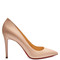 Pigalle 100mm patent-leather pumps