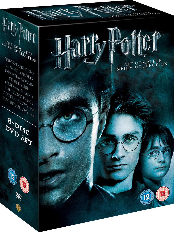 Film collection dvd 2011: amazon.co.uk: daniel radcliffe, emma watson, rupert grint, ralph fiennes, helena bonham carter, david yates: dvd & blu