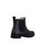 Brando Black Ladies Ankle Boots | DUO