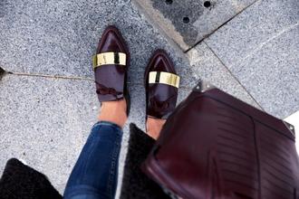 stylish style moccasins